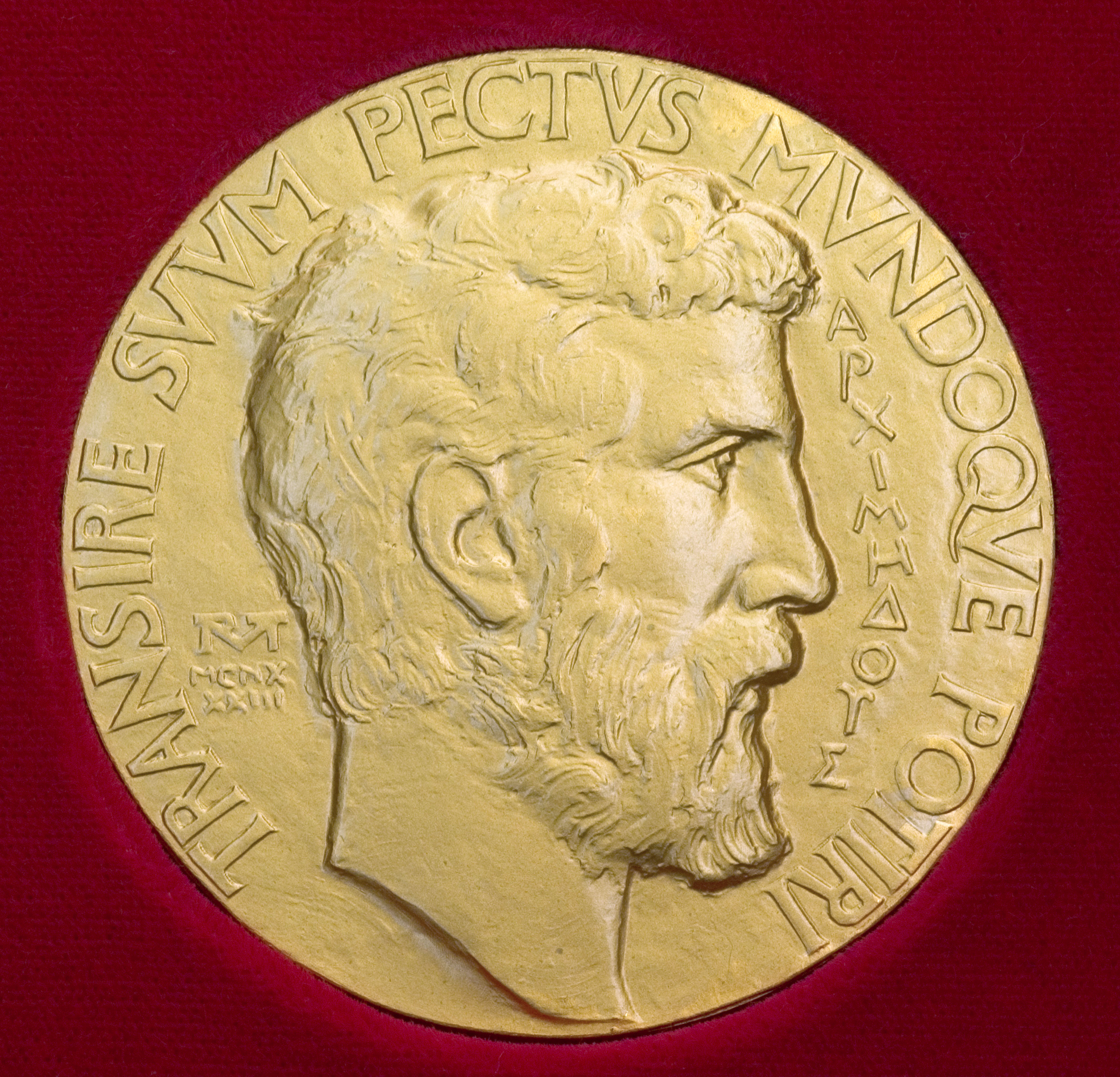 archimedes the fields medal carries a portrait of archimedes