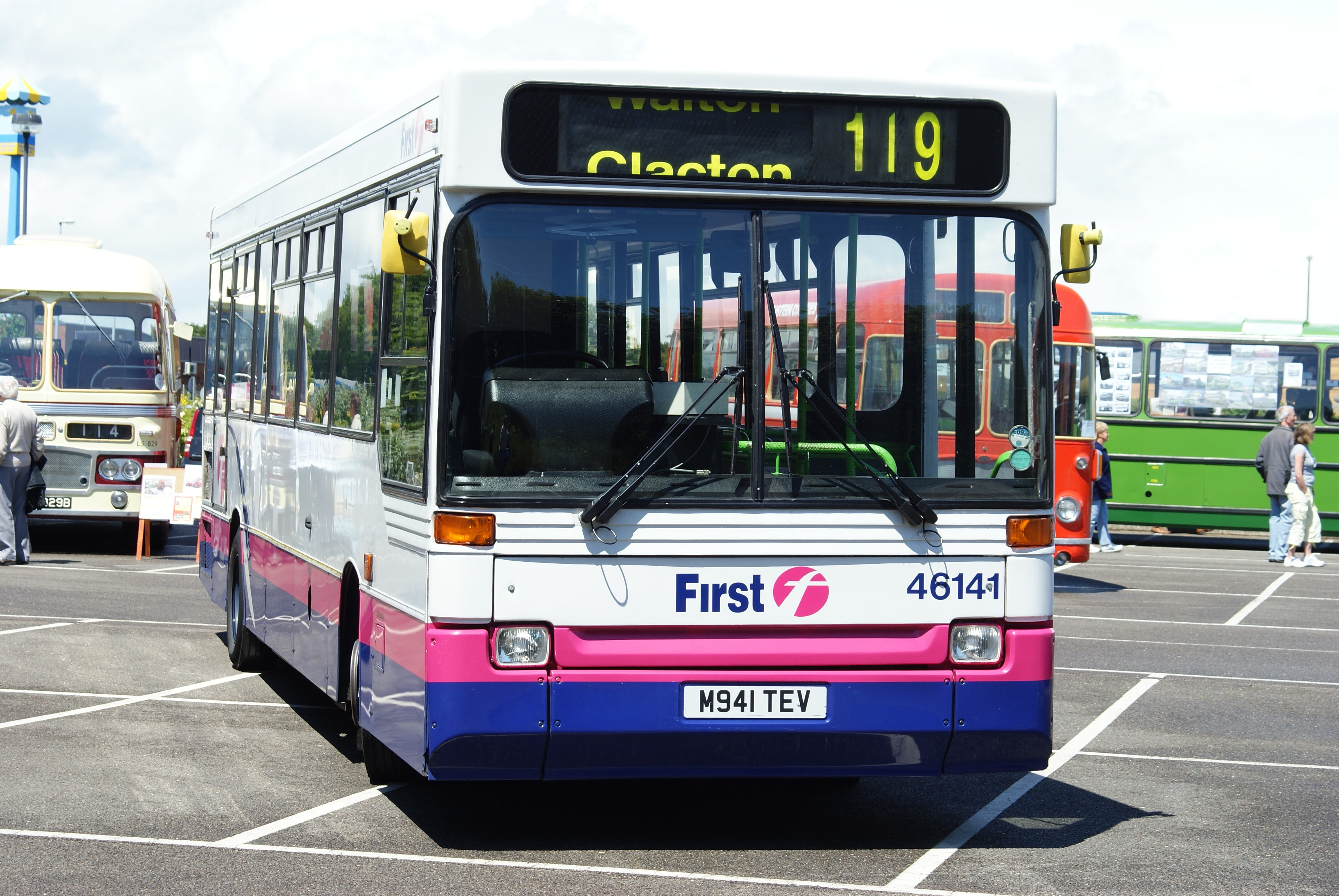 first buses essex 62