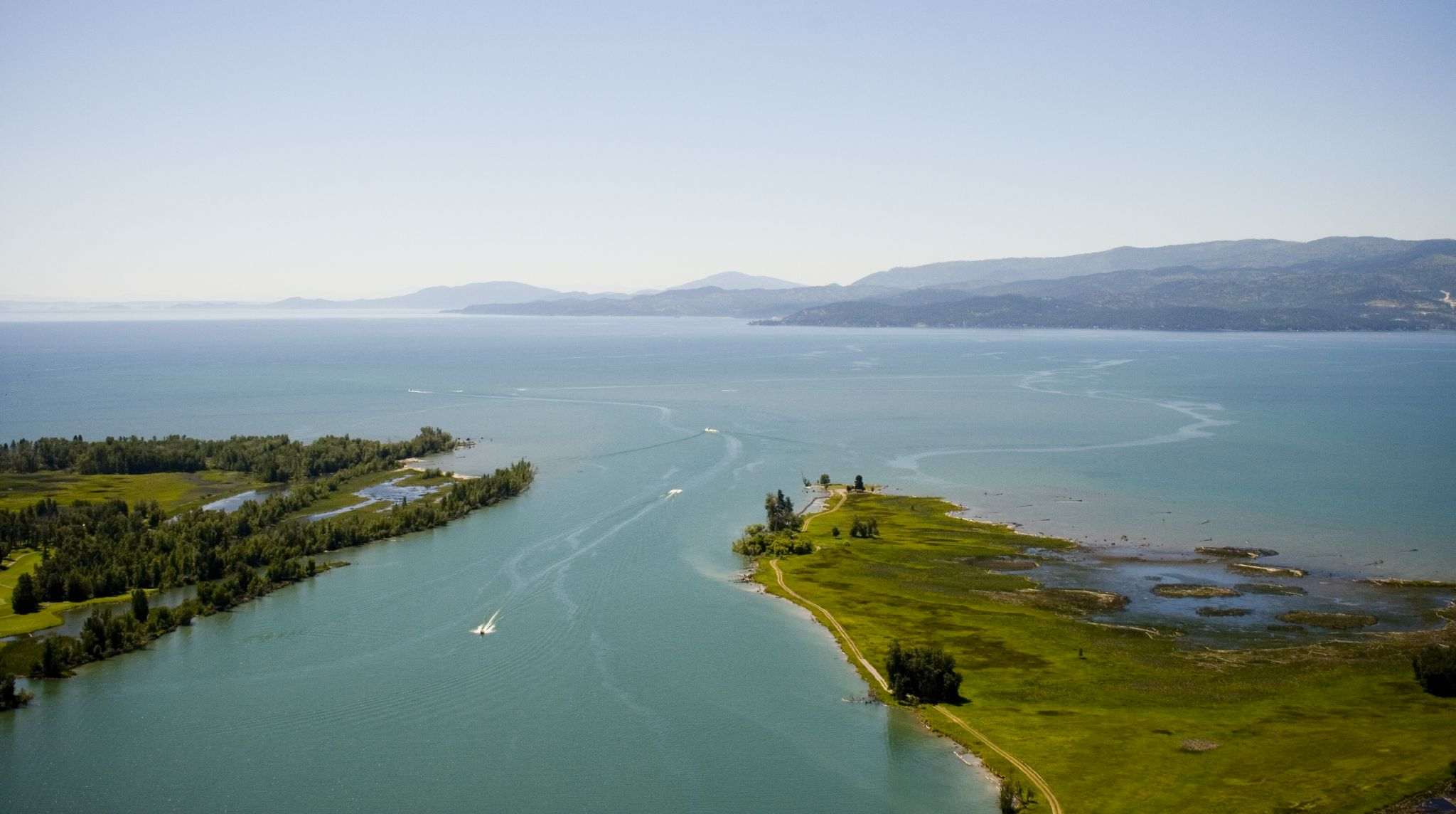 Flathead Lake Montana Home For Sale