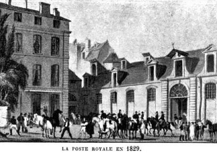 Fichier: FrenchRoyalPost1829.jpg