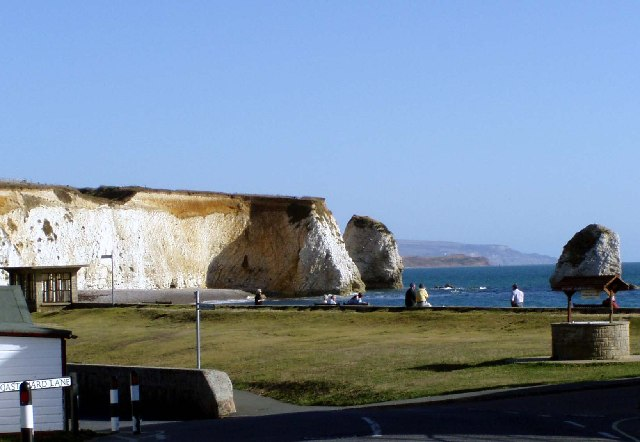 Freshwater Bay - geograph.org.uk - 14937