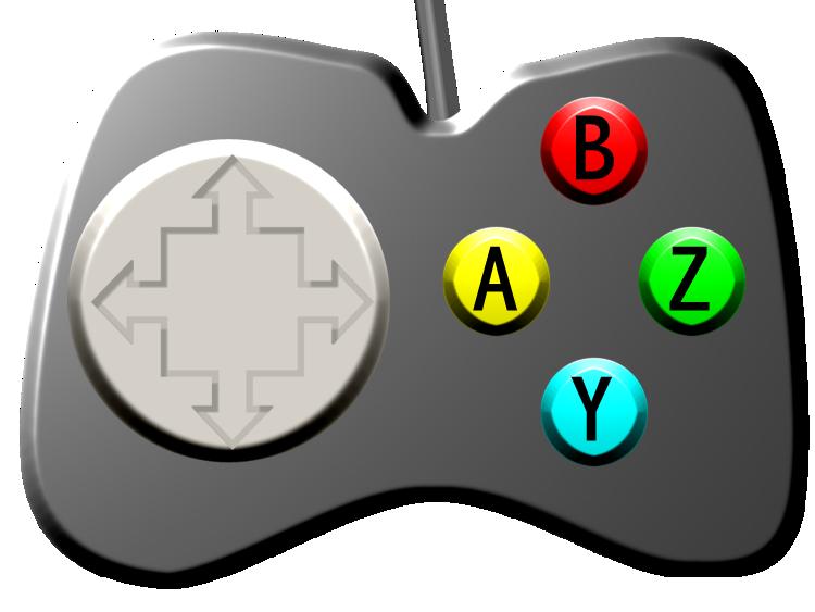 Gamepad Clipart