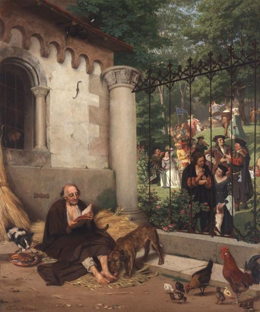 Eduard von Gebhardt,