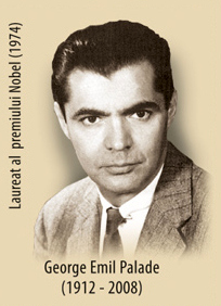 George Emil Palade Romanian-American cell biologist, physicist and Nobel laureate