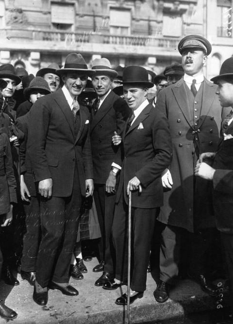 georges carpentier biography
