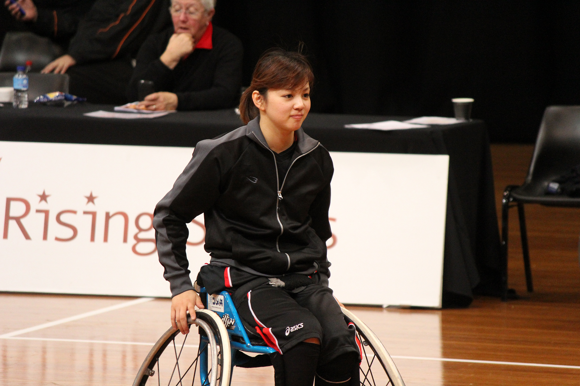 File:Germany vs Japan women's wheelchair basketball team at the Sports ...