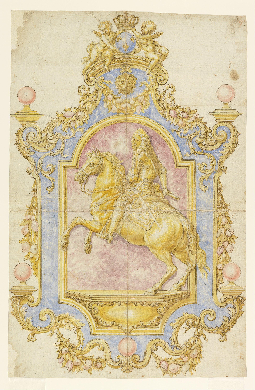 Decoration For Project Filegiovanni Battista Foggini Wall Decoration For Cosimo Iii De