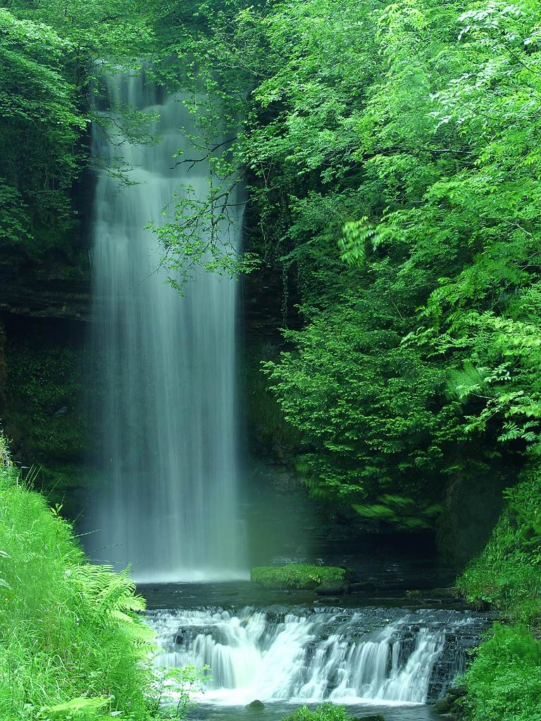 glencar waterfall ireland wallpaper - photo #4