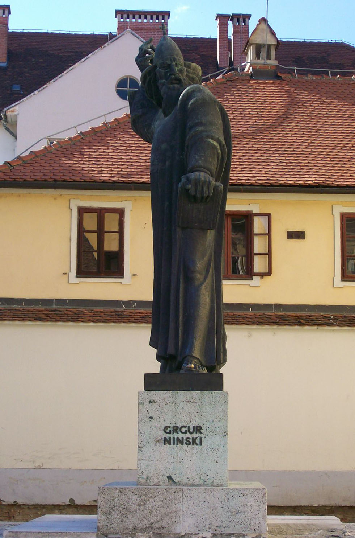 Grgur Ninski Mestrovic Wikipedija