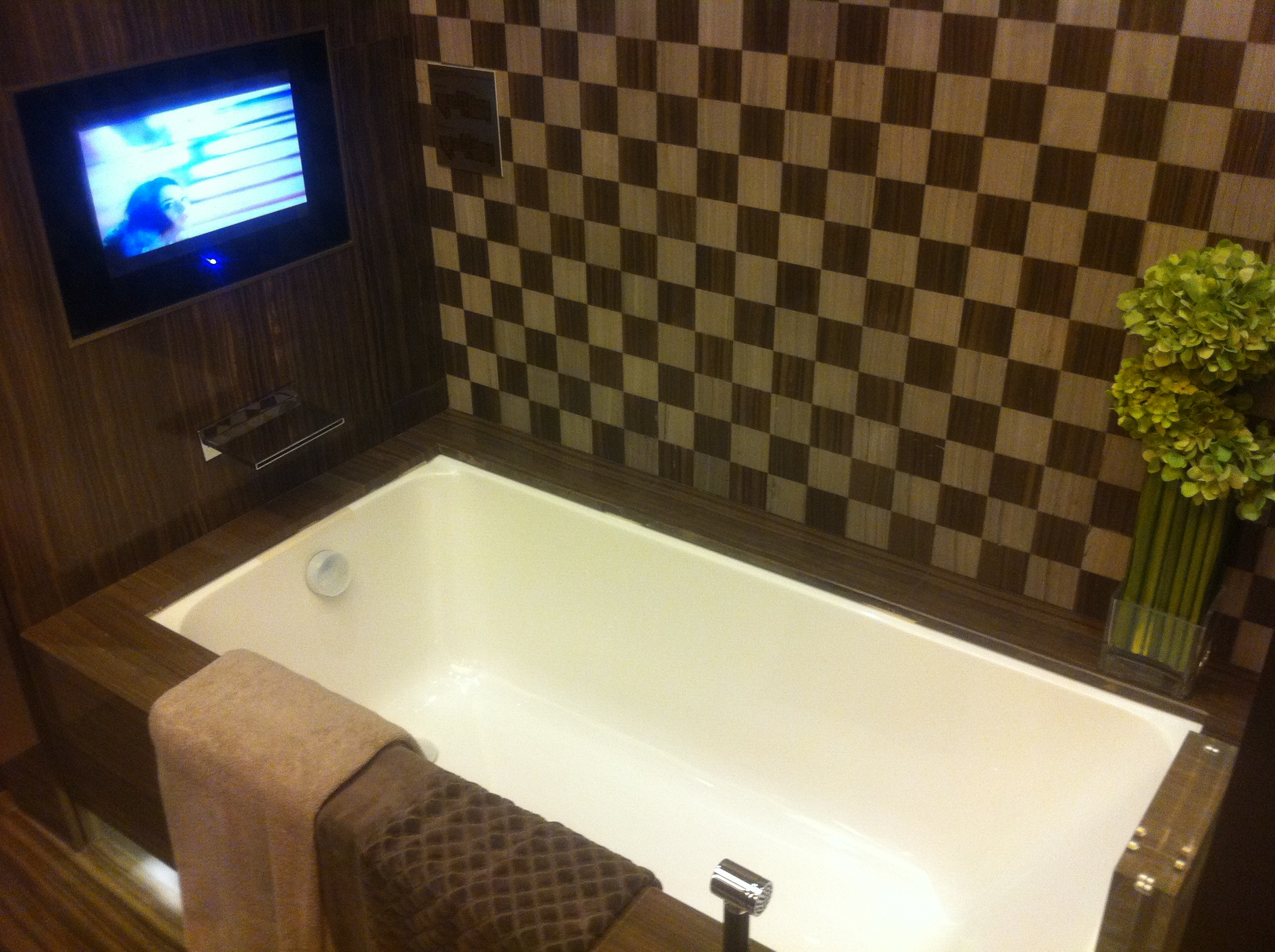 Tv In The Bathroom Amazing Filehk Kennedy Town 寶翠園Belcher's Showflat 昇御門 Chatham Gate Design Inspiration