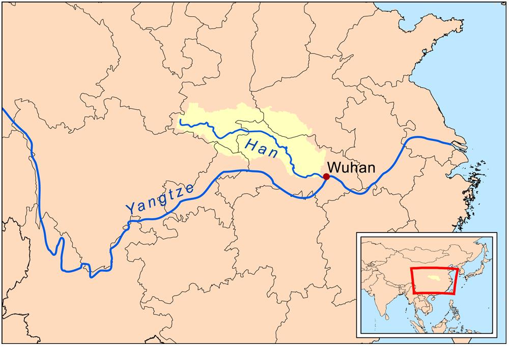 Han Jiang (Han Shui)