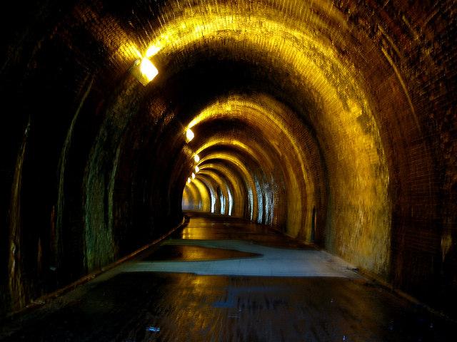 Heathfield Tunnel - geograph.org.uk - 1318417