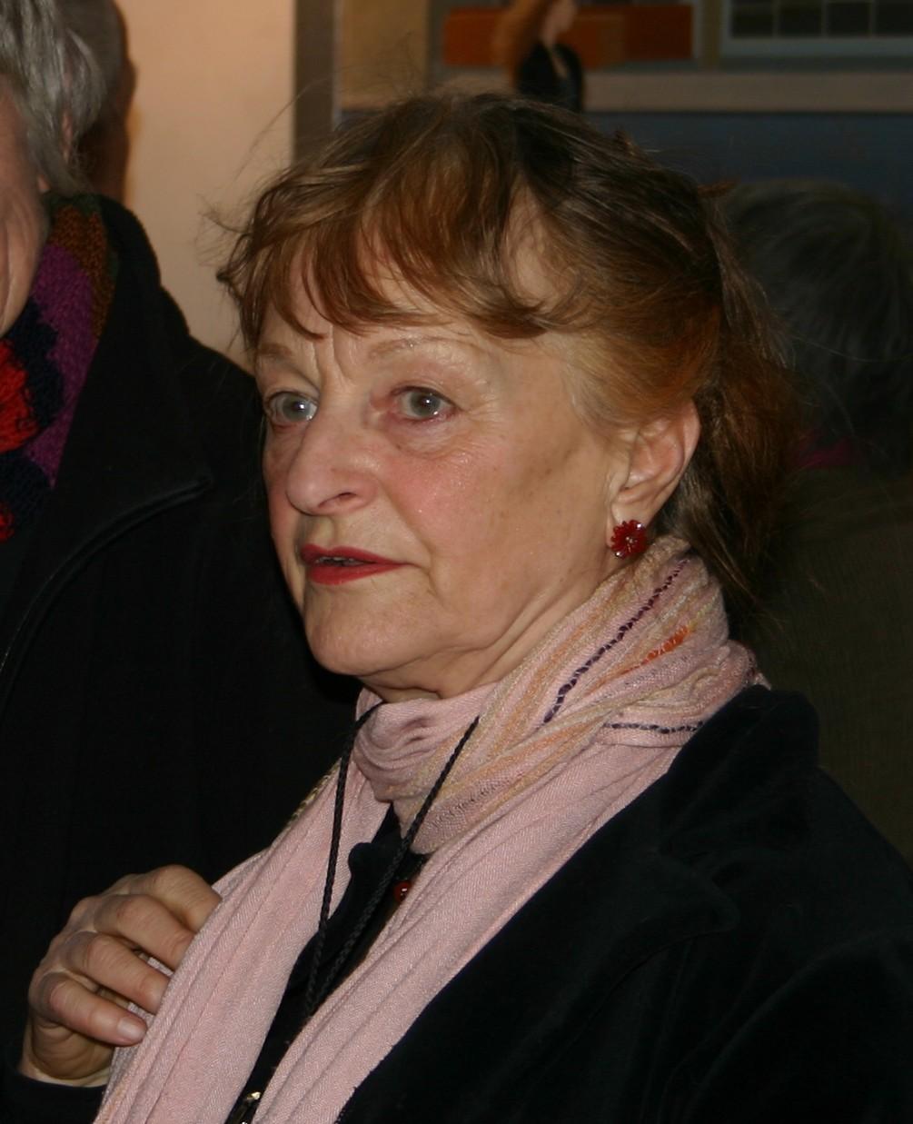 Image of Helga Paris from Wikidata