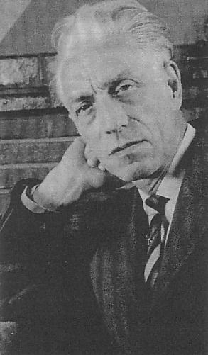 Van de Leur in 1950