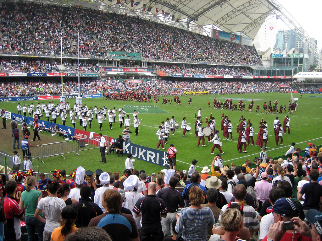 Rugby sevens - Wikipedia