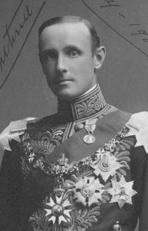 The Earl of Hopetoun, the first Governor-General, 1901–1903