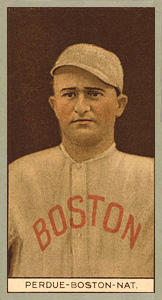 Hub Perdue American baseball player