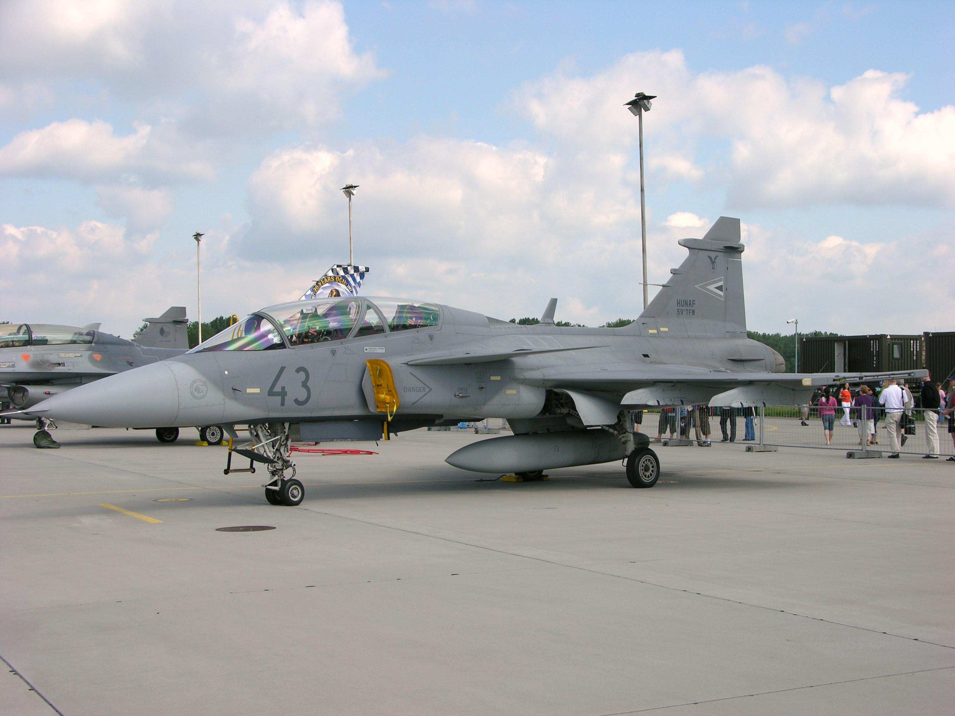 File:Hungarian Air Force SAAB Gripen (3569944481) jpg