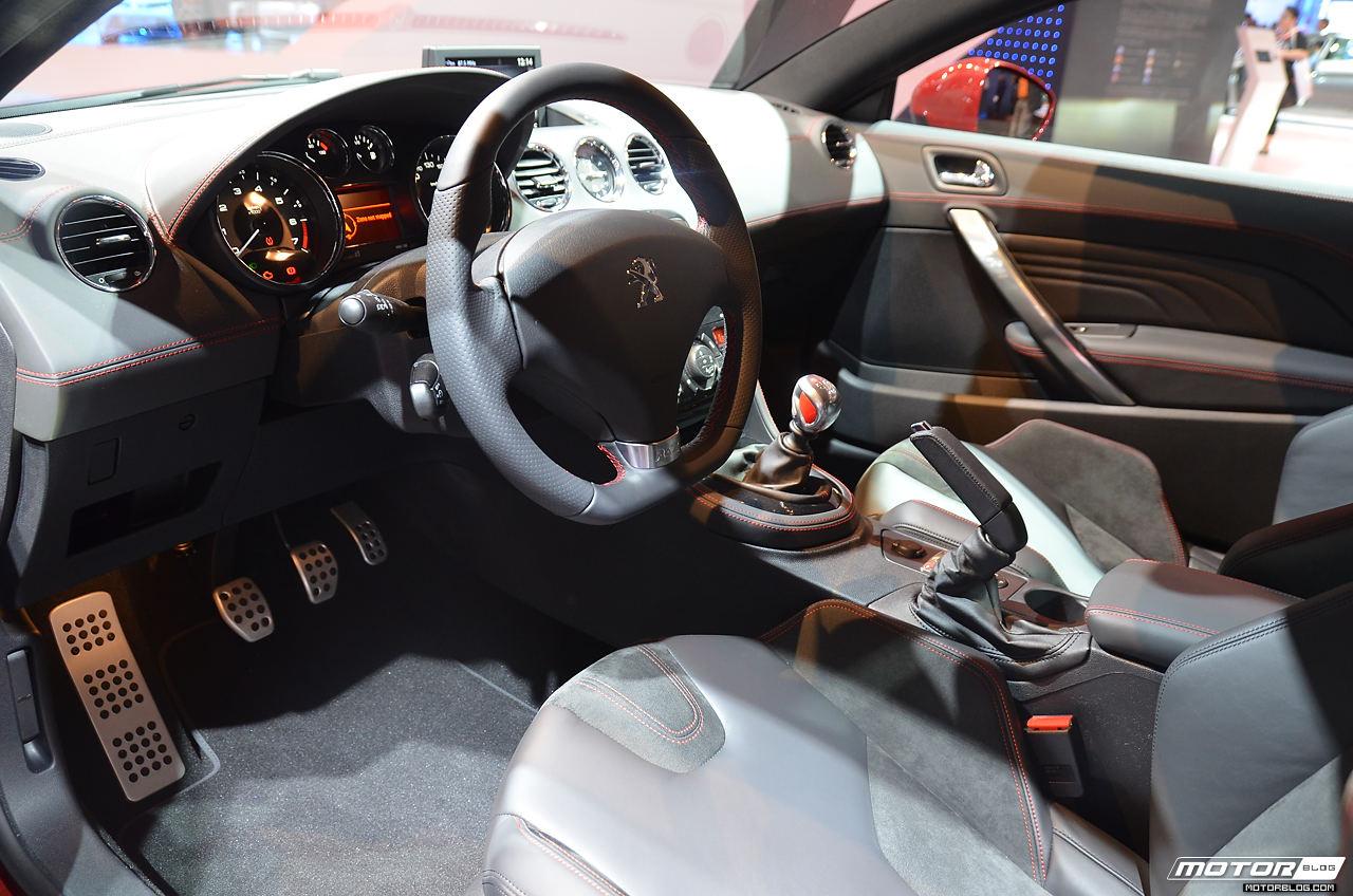 Peugeot rcz wikipedia autos post for Peugeot rcz interieur