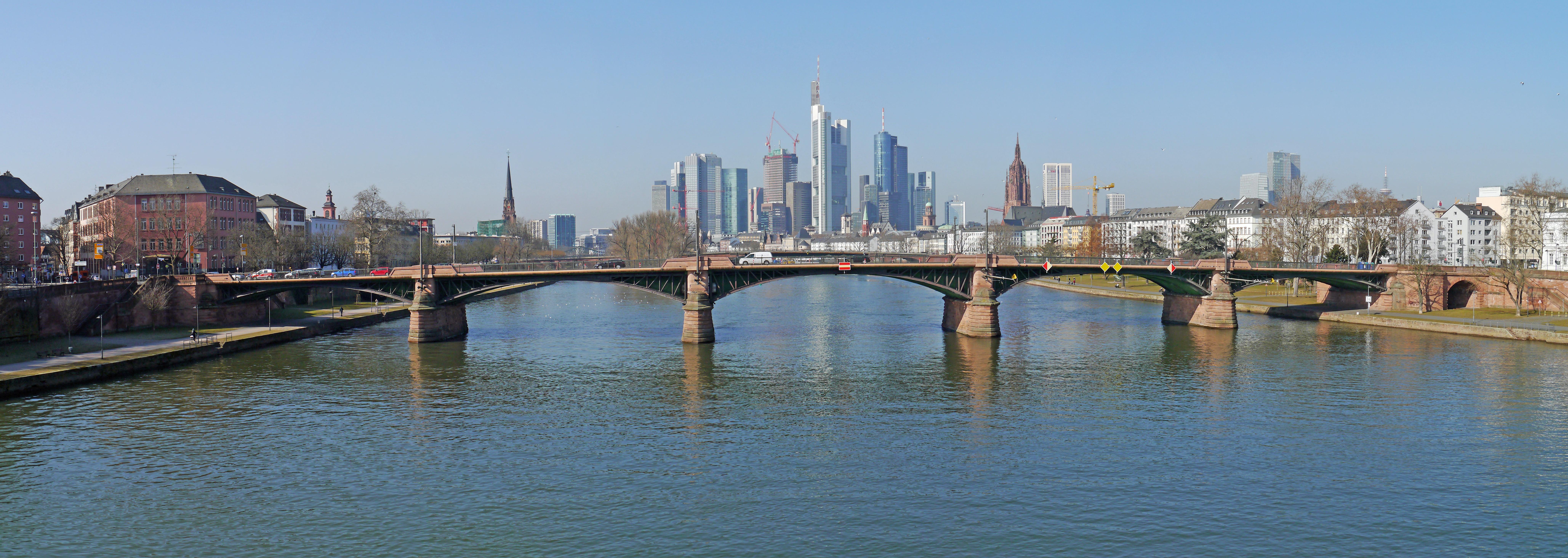 Brücken In Frankfurt