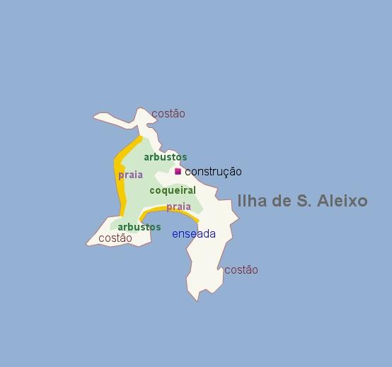 Ilha de Santo Aleixo – Wikipédia, a enciclopédia livre