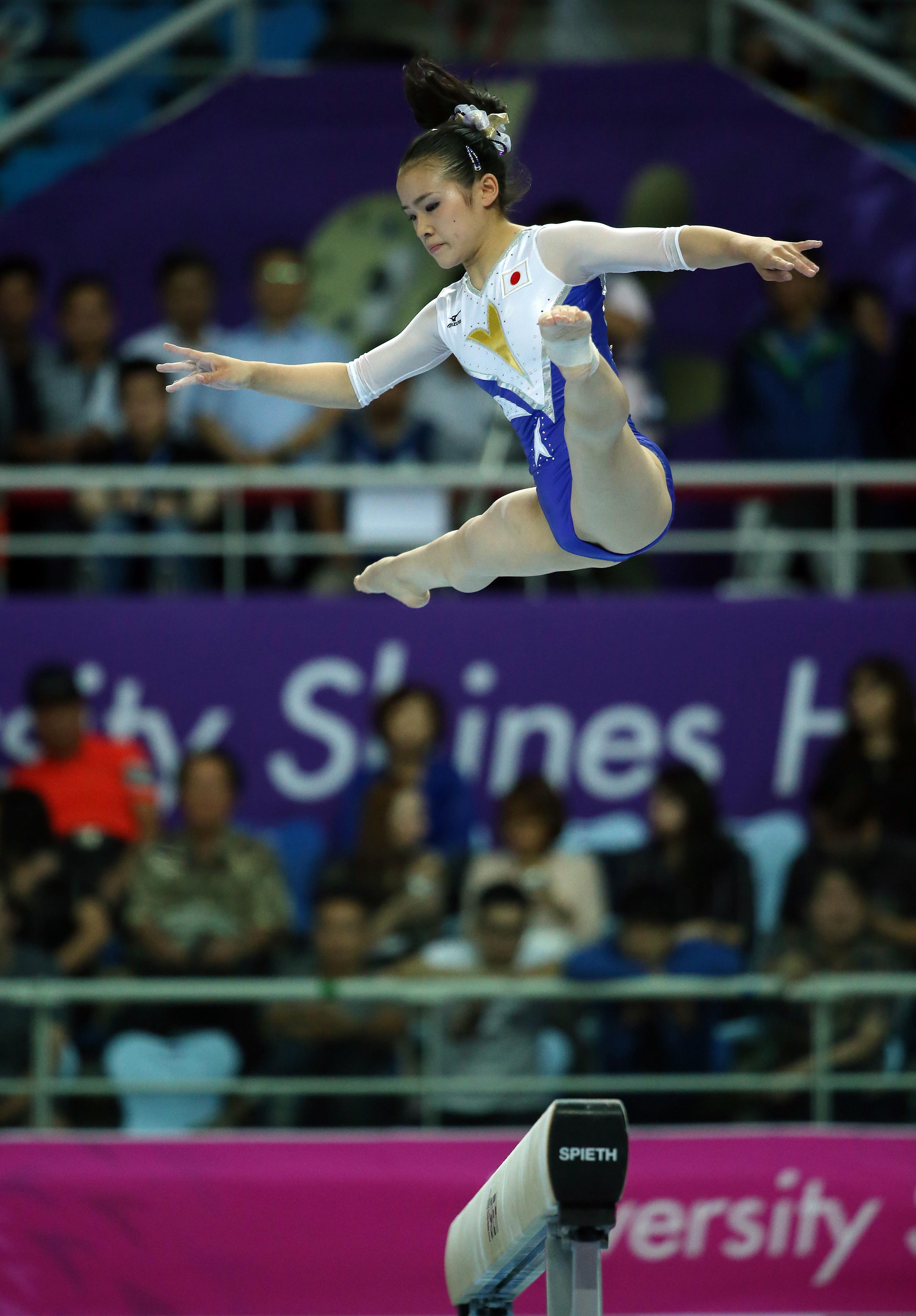 Asian Games Gymnastics 17