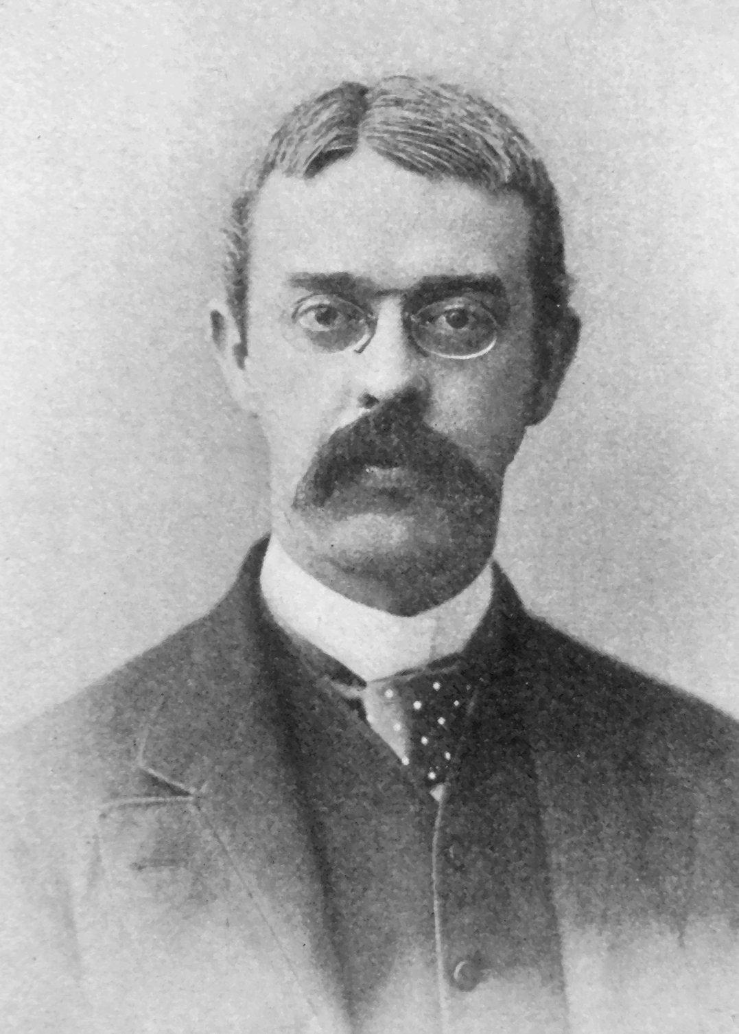 J  William White