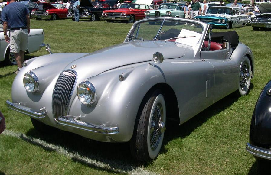 jojo's blog  Jaguar_XK120