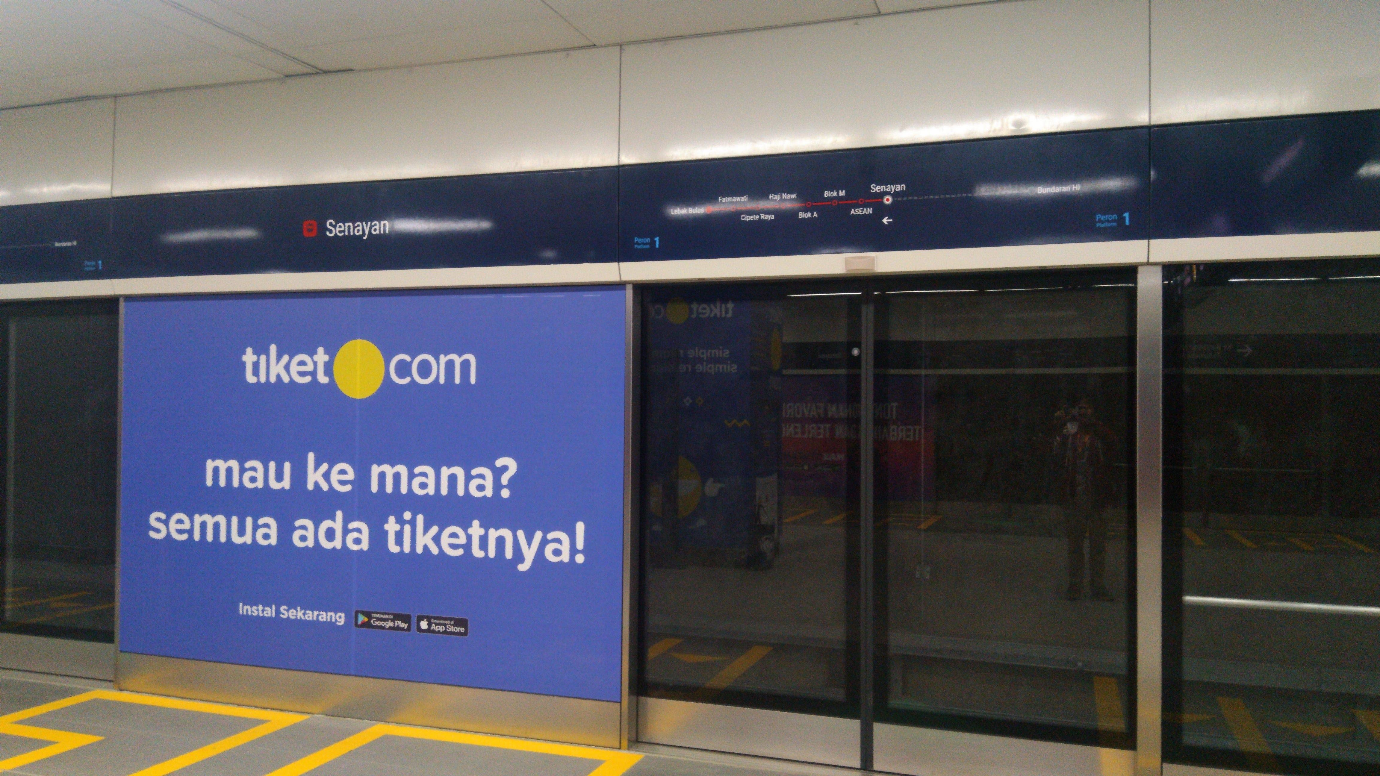 Stasiun Mrt Senayan Wikipedia Bahasa Indonesia Ensiklopedia Bebas