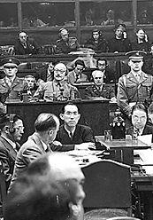 Japan war trial