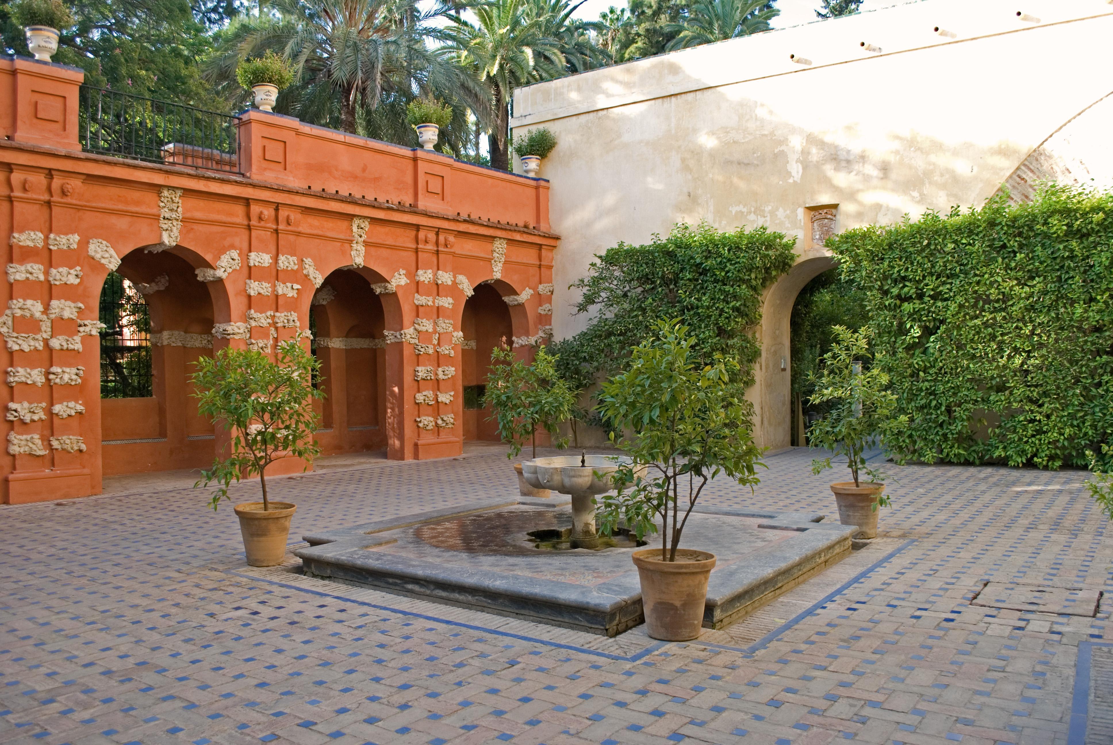 Dise o y decoracion de jardines de casas - Jardines con fuentes ...
