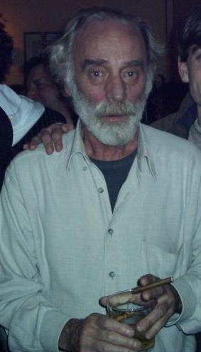 Javier Krahe el 4 de marzo de 2005