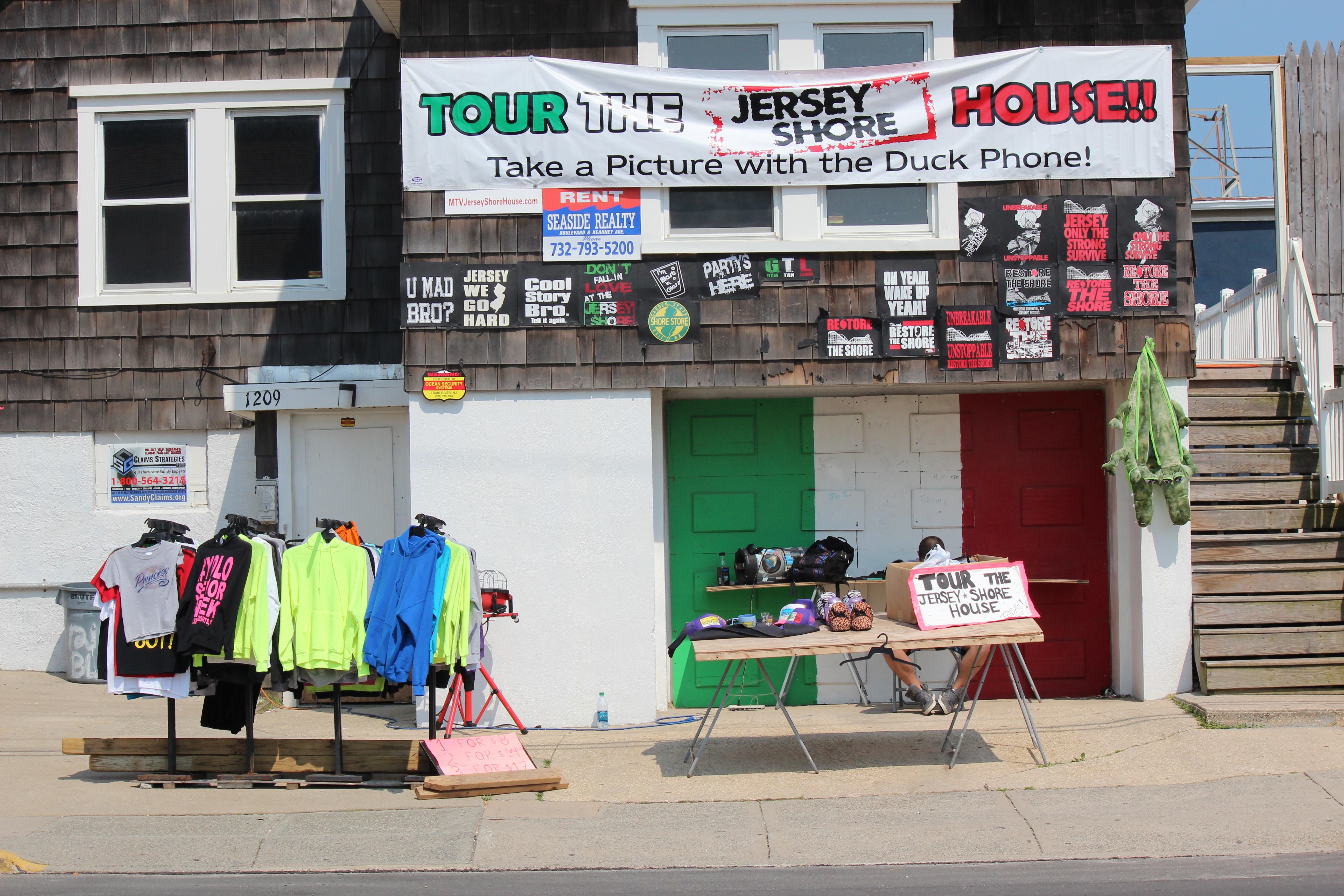 Jersey Shore House Tour Tickets