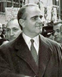 Konstantinos Karamanlis Greek politician