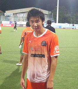 Kim Song-yong North Korean footballer