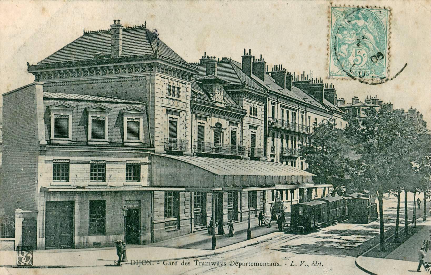 estación de secundarios de la Côte d'Or