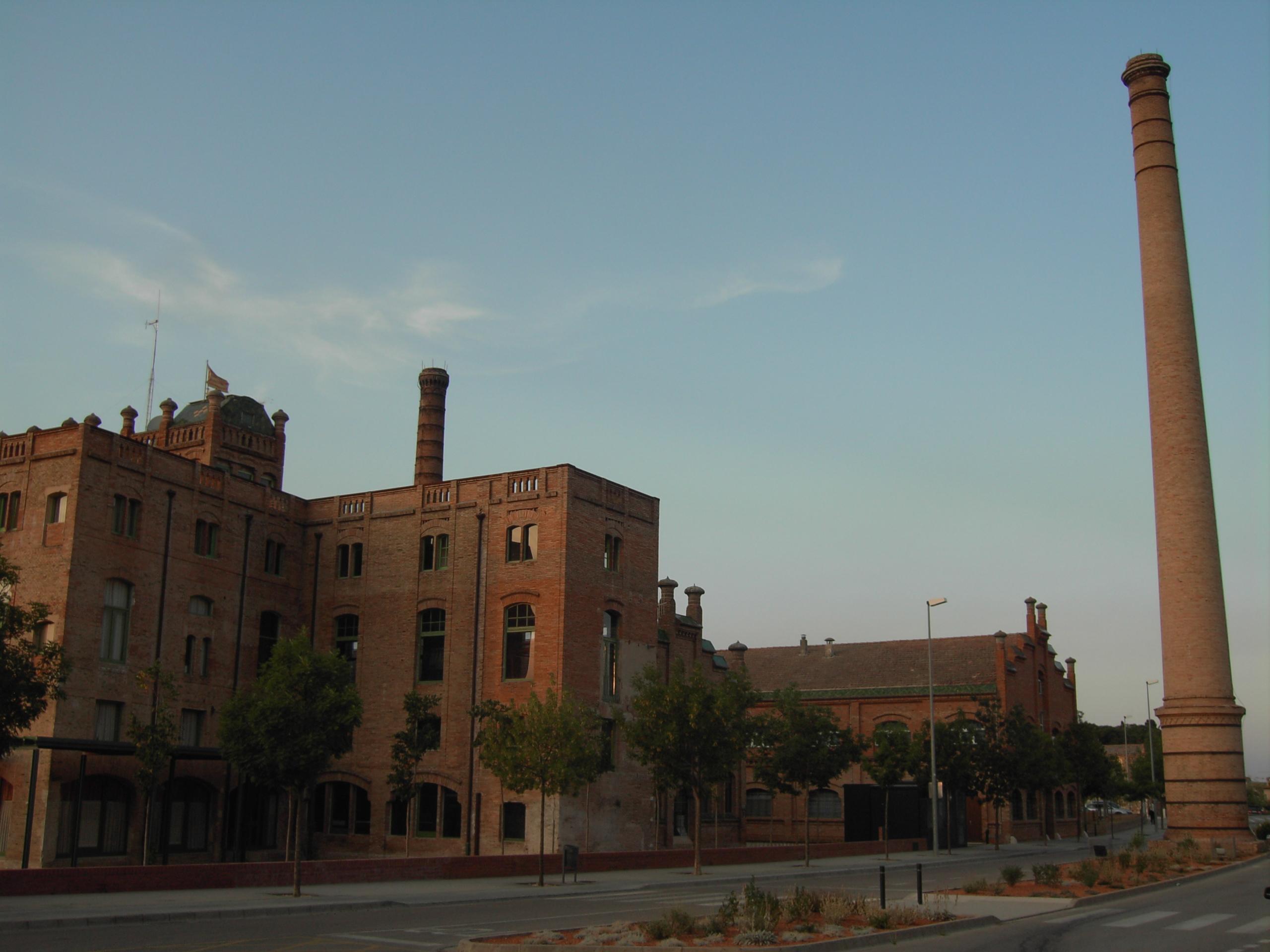 Archivo:La Fabrica Celra.jpg - Wikipedia, la enciclopedia libre