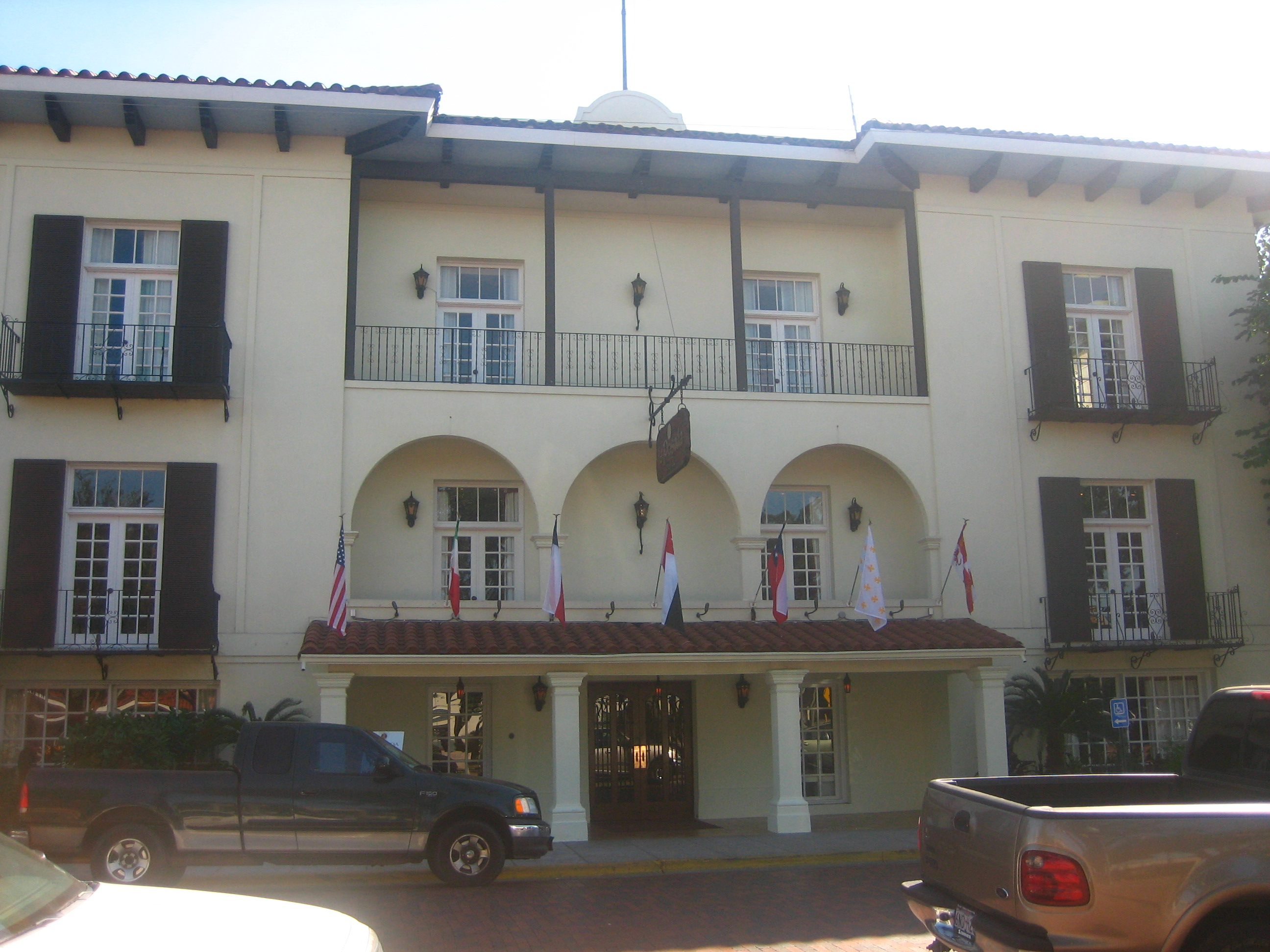 Hotel La Posada Del Mar D Ef Bf Bdnia Spanien