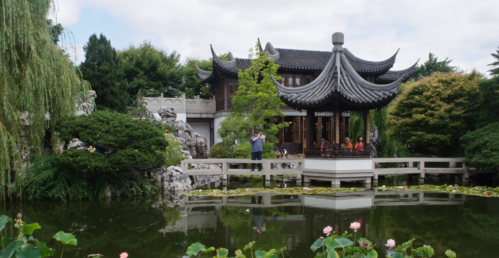 Image Result For Portland Chinese Garden
