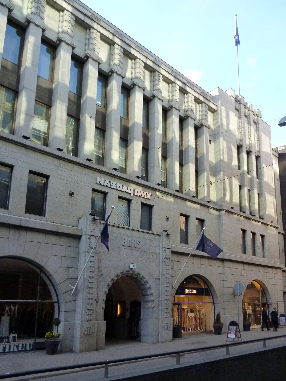 Helsinki Stock Exchange