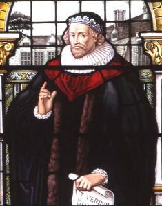 Laurence Chaderton English bible translator