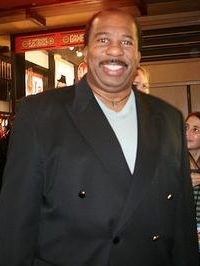 Leslie David Baker at the Dan in Real Life pre...