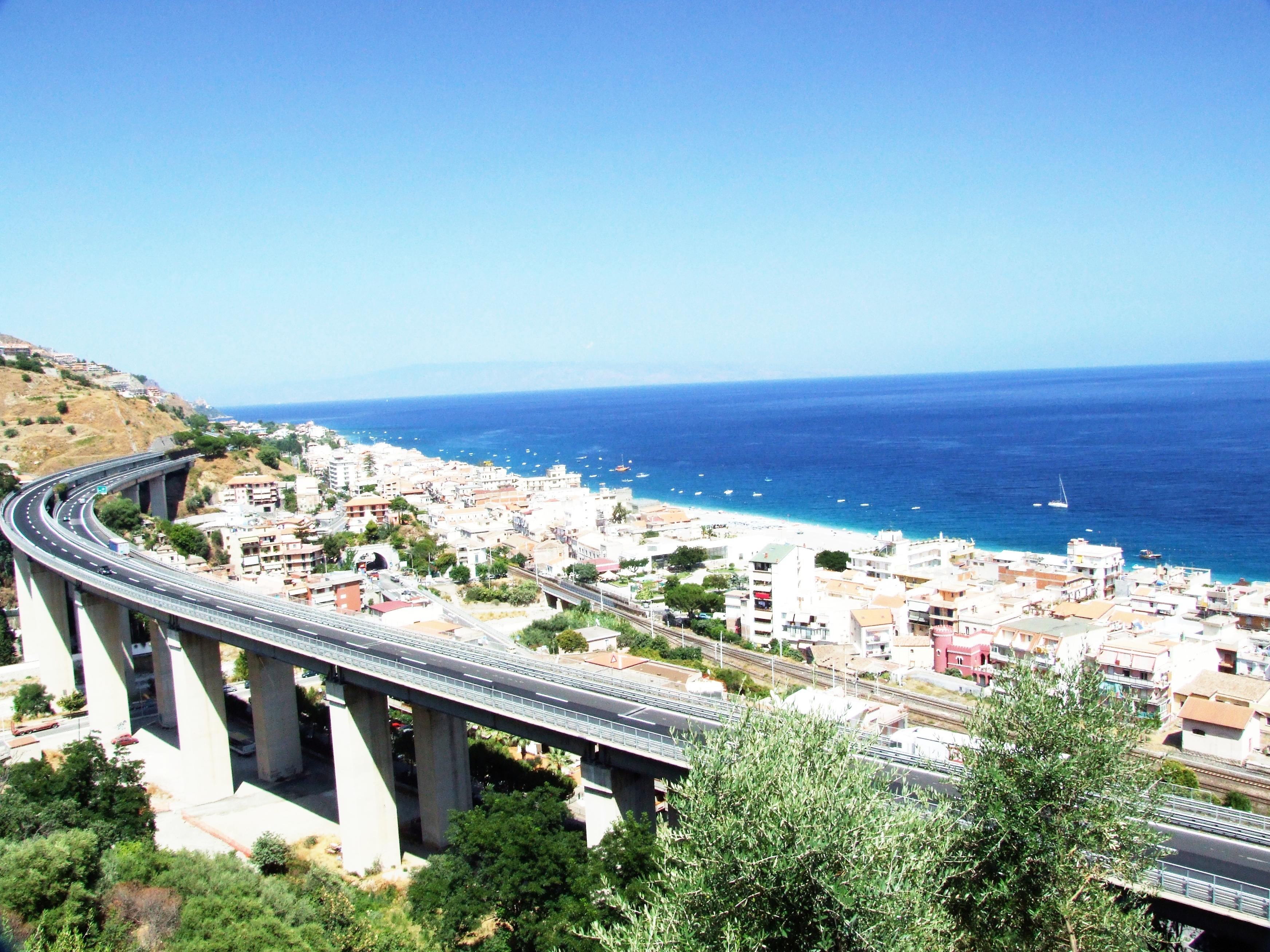File Letojanni Messina Sicilia Italy Creative Commons By