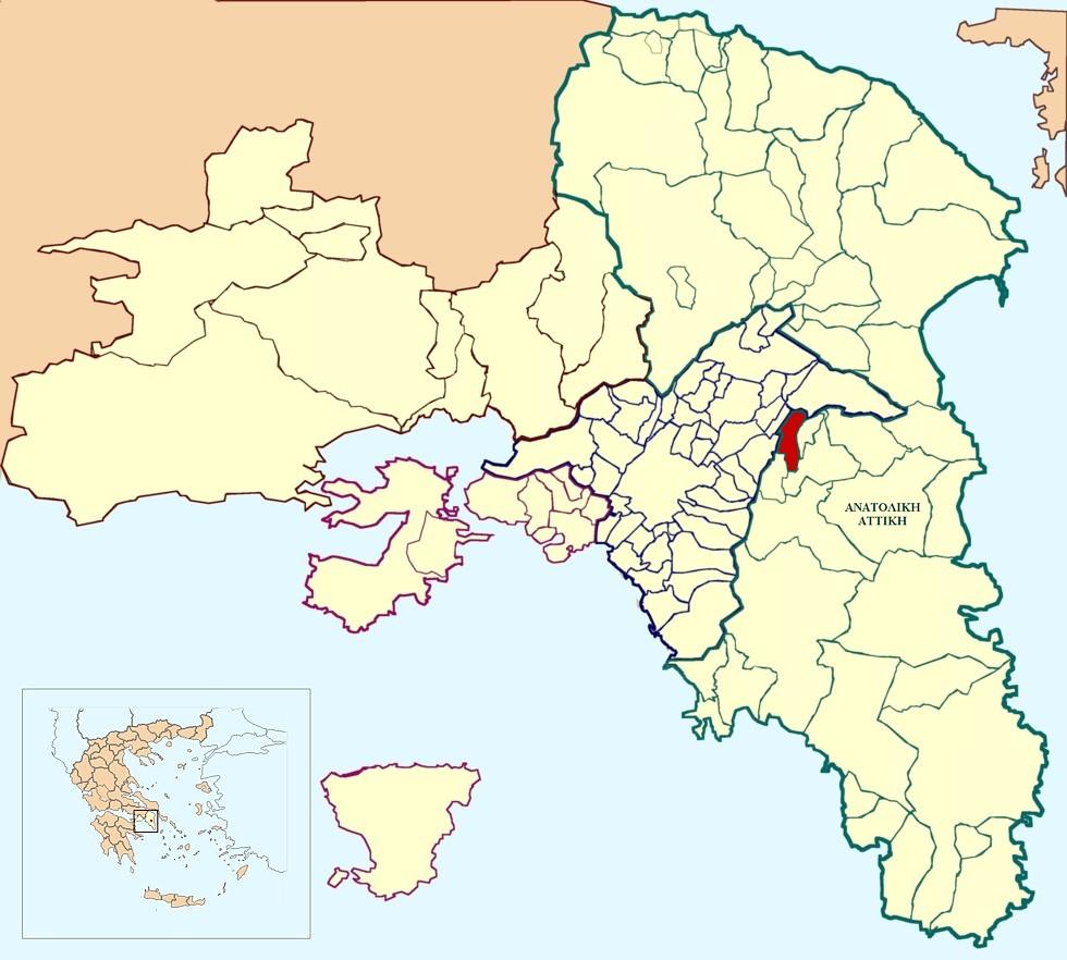 File Location Of Gerakas In Attica Jpg Wikimedia Commons