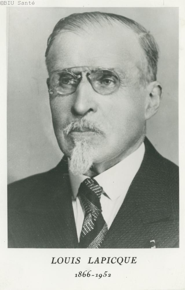 image of Louis Lapicque