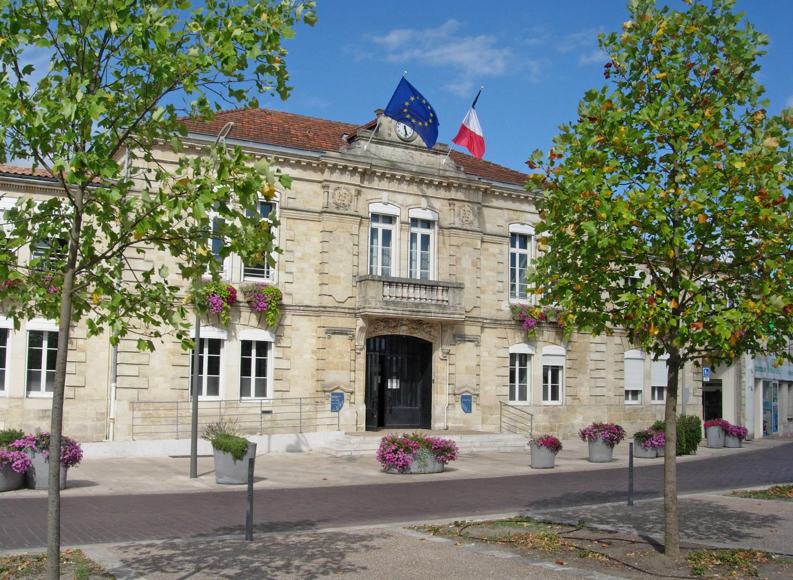 Le bouscat gironde france information geographique for Piscine du bouscat
