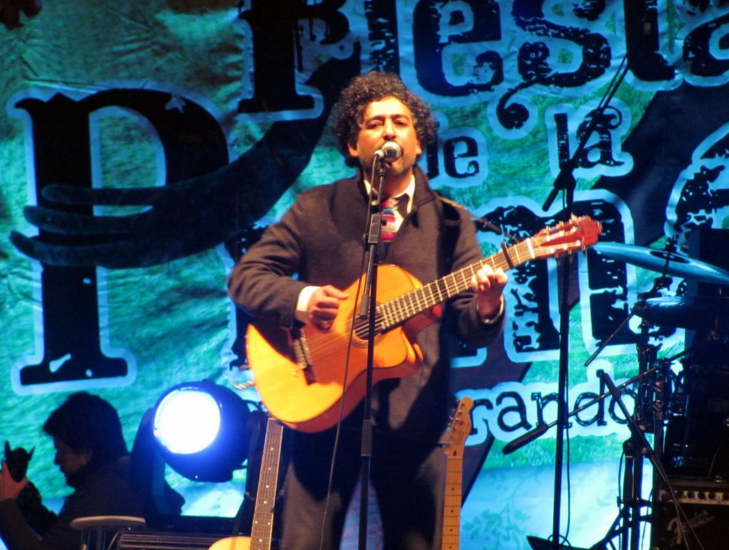 García en 2010.