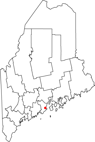 map of rockland maine File Map Of Maine Highlighting Rockland Png Wikimedia Commons map of rockland maine