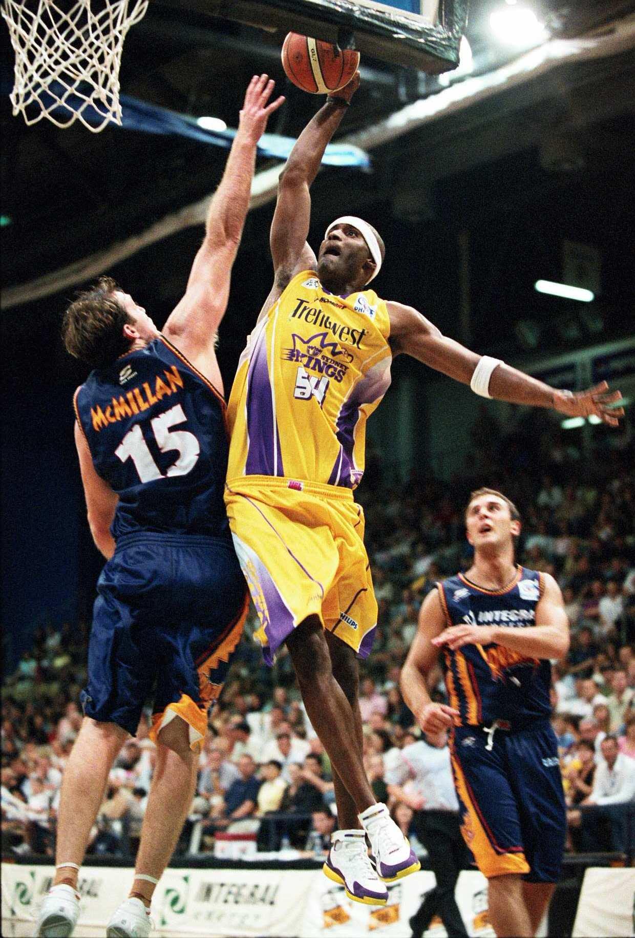 Mark Sanford (basketball) - Wikipedia