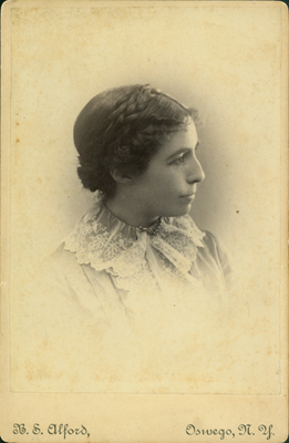 Mary Sheldon Barnes